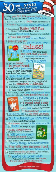 30 More Dr. Seuss Quotes