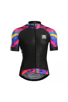 Logas Cycling Jersey Unique Robot ET Pattern Mens Long Sleeve Bicycle Jacket Breathable