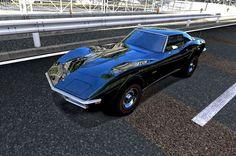 69 #Corvette #Stingray