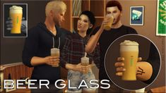 Miguel Creations TS4: Beer Glass - ACC