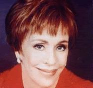 Carol Burnett-my all time favorite!