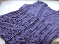 Ravelry: Oberonia pattern by Adrien Antal