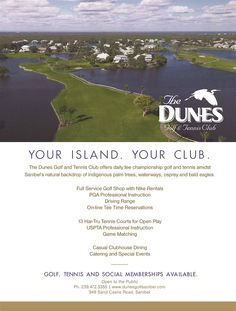 The Dunes Golf and Tennis Club TOTI Media, Inc. | Marketplace