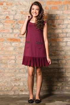 Cute Dresses, Girls Dresses, Summer Dresses, Summer Outfits, Moda Junior, Vestidos Fashion, Formal Dresses For Teens, Teen Fashion, Fashion Trends