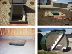 Homemade Storm Shelter Plans Bomb Shelters Fallout Shelter Plans Nuclear Civil Defense Faq Survival Preparedness Pinterest Underground