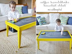 Coffee table decorating ideas can turn that cluttered tabletop into a design feature to be proud of. With the right decor, a coffee table can be a key design element in your living room design. Enjoy the best designs for Decorating Coffee Tables, Coffee Table Design, Living Room Modern, Living Room Designs, New Patio Ideas, Black Coffee Tables, Table And Chair Sets, Outdoor Rooms, Patio Design