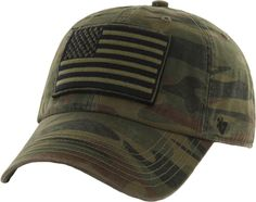 9aa1f4f56a0e8  47 Men s USA Operation Hat Trick Movement Clean Up Tonal Camo Adjustable  Hat. Country HatsCamo ...
