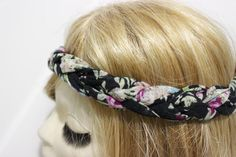 Check out this item in my Etsy shop https://www.etsy.com/listing/156054013/braided-hippie-headband-boho-hairband