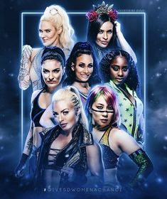 Dana Brooke, Wwe Girls, Charlotte Flair, Sasha Bank, Wwe Womens, Becky Lynch, Women's Wrestling, Halloween Face Makeup, Wwe Stuff