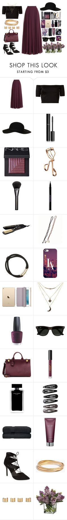"""""""Goodbye 2015"""" by pretima ❤ liked on Polyvore featuring Halston Heritage, Skinbiquini, Topshop, Chanel, NARS Cosmetics, Tweezerman, Gucci, Urban Decay, Rowenta and Casetify"""