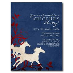 Wild Horses Post Cards