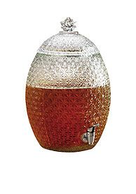 Home Essentials Pineapple Beverage Dispenser