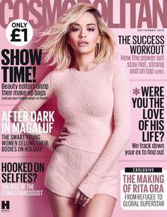 Fashion fan blog from industry supermodels: Rita Ora - Cosmopolitan UK  Cosmopolitan UK Septem...