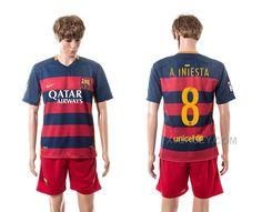 http://www.xjersey.com/201516-barcelona-8-ainiesta-home-jersey.html 2015-16 BARCELONA 8 A.INIESTA HOME JERSEY Only 33.11€ , Free Shipping!
