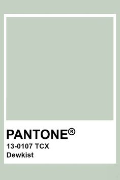 Pantone Dewkist Paleta Pantone, Pantone Tcx, Pantone Swatches, Color Swatches, Colour Pallete, Colour Schemes, Color Trends, Color Combos, Pantone Colour Palettes