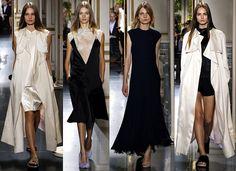 Spring 2013 Paris Fashion Week: Céline | Olivia Palermo's Style Blog and Website
