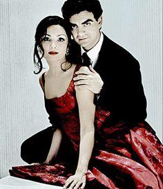 Anna NETREBKO & Rolando VILLAZON  . La Traviata