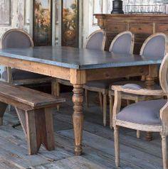 The Annabelle Farmhouse Dining Tablesfarmhouse Kitchen