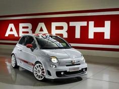 Love the Fiat Abarth