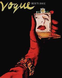 Vintage @voguemagazine