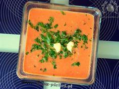 #Lebanese Tomato #Soup // Libańska zupa pomidorowa