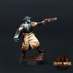 I persuaded a client to buy this mini to use him as a tank commander.  Can't wait to get my hands on him!!