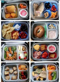 Lunch ideas!!