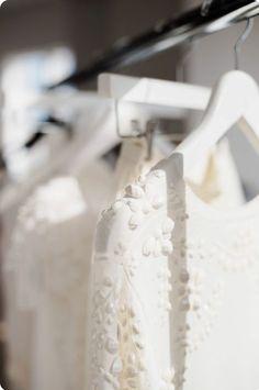 Shop Wedding Dresses, Bridesmaids, Bridal Gowns, Robes, and Formal Guests Minimalism Blog, Glamorous Chic Life, Badgley Mischka Shoes Wedding, White Spirit, Paris Girl, Bridal Musings, Shades Of White, White Fashion, Classic Fashion