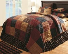 Old Glory Bedding-LOVE...but over $300 for everything...ouch