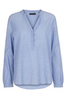By Second Female Belina Shirt – Light Blue