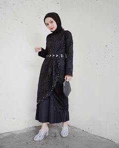 Kebaya Muslim, Dress Brokat Muslim, Kebaya Modern Hijab, Kebaya Hijab, Muslim Dress, Dress Brokat Modern, Dress Brukat, Hijab Dress Party, Hijab Style Dress