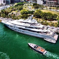 The Millionaire Lifestyle Presents: Yachts from around the world.