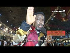 PRAYER FOR BREAKTHROUGH WITH T.B. JOSHUA!!