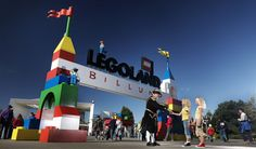 Legoland in Denmark is fun for the whole family.