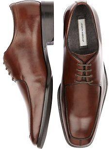 Men's Wedding Shop - Florsheim Alverson Brown Shoes - Men's Wearhouse