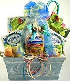 Creative Gift Basket Ideas On Pinterest Raffle Baskets