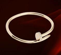 Cartier Juste Un Clou Bracelet Diamonds  $ 79.99