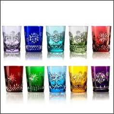 Waterford Snowflake Wishes Prestige Double Old Fashioned Glasses, Set of 10