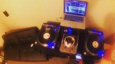 Late Night Practice Session....New Mixtapes Comin  #turntablist #vinylsessions #scratchlive #PioneerDJ #DrumSquadDjs #seratodj #realdjs  #practice #scratchsession #stanton #djs  #newmixtapes #musicupdate #djing #turntablism @drumsquaddjs by djsmoovek http://ift.tt/1HNGVsC