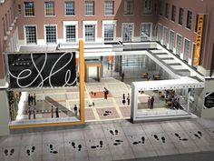 El Museo Del Barrio by Daniel Guillermo, via Behance