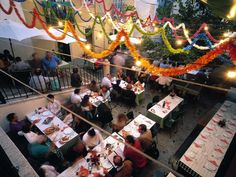 Party time in Lisbon as the city celebrates the eve of St Anthony 12 June 2012. Where will you be eating your sardines tonight?