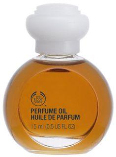 woody sandalwood perfume oil