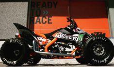 Con esta brutal bestia KTM 525 xc súperquad despedimos la noche #ktm #520xc #superquad #quadsracertenerife #canarias #tenerife #modalidadquad #quadtreros #suzuki #yfz450 #trx450 #ltz400 #honda #yamaha #kawasaki by quad_racer_tenerife_oficial