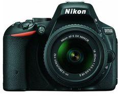 Nikon D5500 24.2 MP DSLR Camera  18-55mm VR II Lens (Refurbished) -- $589.00  FS at Buydig #LavaHot http://www.lavahotdeals.com/us/cheap/nikon-d5500-24-2-mp-dslr-camera-18/52631