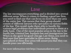 law by jasse_james via authorSTREAM