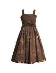 Bonnie Jean TWEEN GIRLS 7-16 BROWN GOLD SEQUIN EMBROIDERED SATIN RIBBON TRIM SMOCKED Special Occasion Wedding Flower Girl Party Dress  Clothing - Up to 40 Off Dresses - End Promotion Mar 21, 2012 http://www.amazon.com/l/4642811011/?_encoding=UTF8&tag=toy.model.collection.hobby-20&linkCode=ur2&camp=1789&creative=9325 $42.95