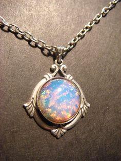 Fire Opal... pretty :)