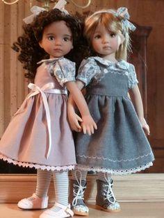 luluzinha kids ❤ bonecas - Les Chéries de Vaniline