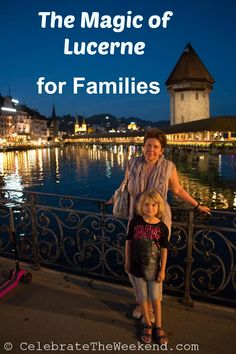 Lucerne, Switzerland, has always had a magical spell on me, well before my visit. Luckily, it lived up to the high expectations and offered lots to do for a family with multi-age kids. Switzerland Cities, Switzerland Vacation, Lucerne Switzerland, European Vacation, European Travel, Travel With Kids, Family Travel, Summer Travel, Stuff To Do