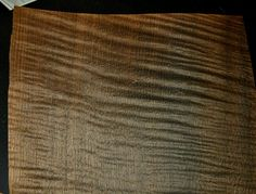 Zebrano Wood Veneer Sheets 6 x 31 inches 1//42nd thick                 MAR8636-25